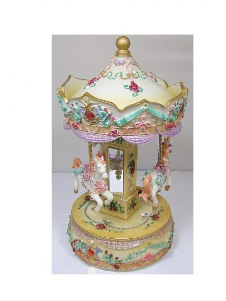 Music Box Carousel 14039